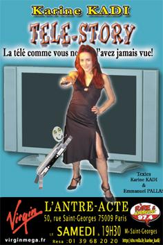 Karine Kadi - Comedienne - Humoriste